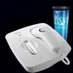 Equipo portátil de depilación IPL – Pruebas en la piel