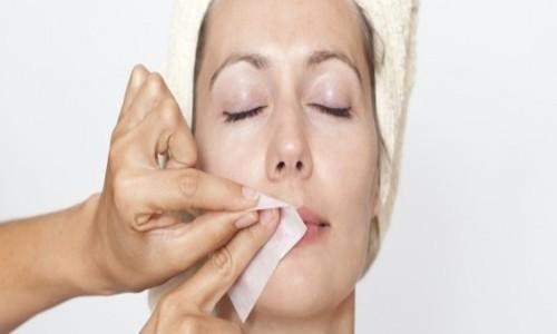 Cómo depilar el bozo