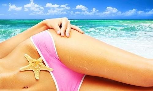 Área del bikini